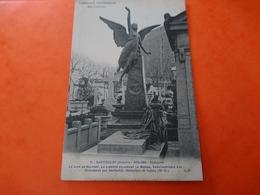 Tombeau Artistique Montparnasse Bartholdi Auguste - France