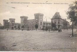 Etterbeek NA12: Caserne Du Corps Des Transports. Boulevard Saint-Michel - Etterbeek