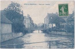 62. AUXI-LE-CHATEAU. Pont Sur L'Authie - Auxi Le Chateau