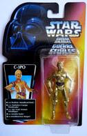 STAR WARS 1995 BLISTER EU LA GUERRE DES ETOILES FIGURINE C-3PO - Power Of The Force