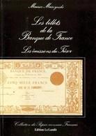 CATALOGUE MUSZYNSKI Des BILLETS De La BANQUE De FRANCE, Emissions Du Trésor  TOME 1 (Ed. 1985) - Livres & Logiciels