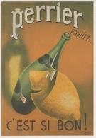 Perrier - Publicité