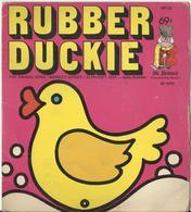 RUBBER DUCKIE DUCKY – BILLIE BUBBLES - VINYL RECORD - CHILD MUSIC - MR PICKWICK MP-26 - Bambini