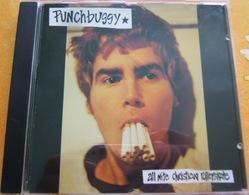 CD  PUNK - PUNCHBUGGY / ALL NITE CHRISTIAN ROLLERSKATE - Punk