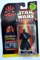 STAR WARS 1995 BLISTER US EPISODE I DARTH MAUL Jedi Duel (2) Petit Pli - Episode I