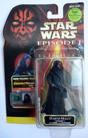 STAR WARS 1995 BLISTER US (2) EPISODE I FIGURINE DARTH MAUL  Tatooine - Episode I