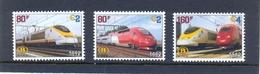 Nrs. TRV6/8 Postgaaf ** MNH Zeer Mooi - Ferrocarril