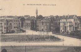 BRUXELLES / BRUSSEL / IXELLES / ELSENE / AVENUE DE LA CASCADE 1914 - Ixelles - Elsene