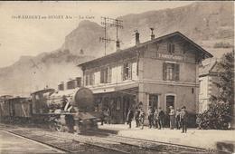 SAINT RAMBERT EN BUGEY La Gare.Train - France