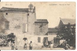 SALLIERS. VUE DE LA COUR - Frankreich