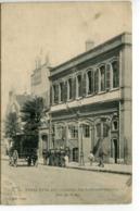 75 - Paris 17 - Caserne Des Sapeurs Pompiers - Rue De Rome (0725) - Arrondissement: 17