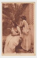 AC856 - SCENES ET TYPES - AU HAREM - Femme Seins Nus - Cartes Postales