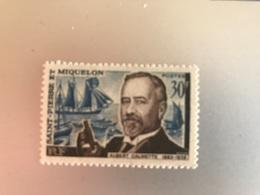 Saint Pierre Et Miquelon SPM 1963 YT 368 1 V Neuf ** Albert Calmette - St.Pierre & Miquelon