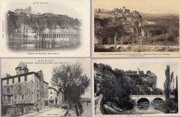 Cahors - Rocamadour - Souillac - Padirac - Figeac  -  Lot De 20 CPA  Le Lot (46) - Cahors