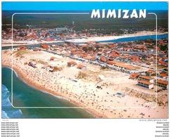 Photo Cpsm Cpm 40 MIMIZAN-PLAGE 1998 - Mimizan Plage