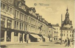 Namur -- Place D' Armes.     (2 Scans) - Namur