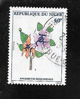 TIMBRE OBLITERE DU NIGER DE 1998 N° MICHEL 1480 - Niger (1960-...)