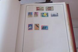 Collection De Timbres Divers  Du Monde  Dont  Hongrie , Portugal  Anciennes Colonies Après Indépendance,     74  Scans - Sammlungen (im Alben)