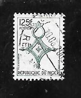 TIMBRE OBLITERE DU NIGER DE 1994 N° MICHEL D 1163 - Niger (1960-...)