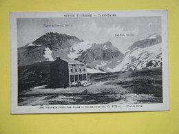BONNEVAL SUR ARC. Le Col De L'Iseran. Le Chalet Hôtel. - Bonneval Sur Arc