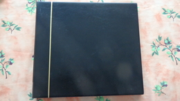 1 Album Pour Feuilles Entières Avec 10 Pages Pour 2 Feuilles Recto Verso 30cm X 33cm Et 10 Pages 33cm X 33cm - Komplettalben