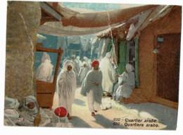 622  Quartiere Arabe - Cartes Postales