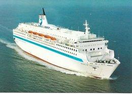 L20K007 - Paquebot Transbordeur Danielle Casanova - Corsica Maritima - Charles Finidori - Steamers