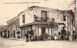 SAINT-MARTIN-DE-LONDRES CAFE BOUVIER - France