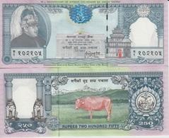 Nepal 250 Rupees P 42 ND ( 1997 ) UNC - Nepal
