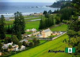 Norfolk Island Kingston Overview UNESCO New Postcard - Norfolk Island