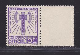 FRANCE SERVICE N°   12 ** MNH Neuf Sans Charnière, TB, Cote: 25 Euros (L1) - Service