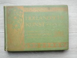 Album 320 Chromos - HOLLANDSCHE KUNST - Art Hollandais - Rotterdam - DE ERVEN DE WED. J. VAN NELLE - Koffie Rood Merk - Sammelbilderalben & Katalogue