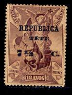 ! ! Tete - 1913 Vasco Gama On Macau 7 1/2 C - Af. 14 - MNH - Tete