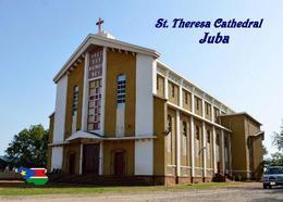 South Sudan Juba St. Theresa Cathedral New Postcard Südsudan AK - Postcards