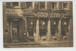 """STRASBOURG - """"TAVERNE ALSACIENNE """" , 18 Vieux Marché Aux Grains - Strasbourg"""