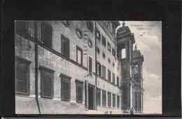 Valmontone 1928, Palazzo Doria, Cartolina Viaggiata (ref C151) - Autres Villes