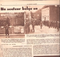 Armée Belge En Allemagne Occupée-2e Brigade D'Infanterie à Waldbröl-Dattenfeld-1945-Article 3p-10 Ph.Patriote Illustré - Livres, BD, Revues