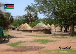 South Sudan Rumbek Huts New Postcard Südsudan AK - Postcards