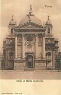 """6838 """" TORINO-CHIESA DI MARIA AUSILIATRICE """"-CARTOLINA POSTALE ORIGINALE NON SPEDITA - Churches"""
