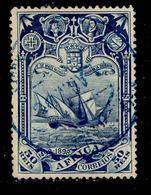 ! ! Portuguese Africa - 1898 Vasco Gama 50 R - Af. 05 - Used - Afrique Portugaise