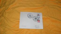 ENVELOPPE DE 1965.../ CACHETS LES 24 HEURES DU MANS 72 LE MANS..+ TIMBRES X2 - Postmark Collection (Covers)