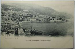 LA CONDAMINE & MONTE-CARLO - La Condamine