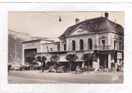 CPSM.  14 X 9  -  14  ANNECY  -  Le  Casino Et Le Théâtre - Annecy