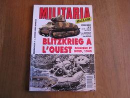 ARMES MILITARIA Magazine Hors Série N° 8 Guerre 40 45 Mai 40 Sambre Meuse Hannut Gembloux Dyle Arras Rommel Canal Albert - Guerre 1939-45
