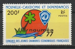 NOUVELLE CALEDONIE 1977 YT N° 413 ** - New Caledonia