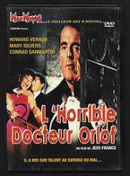 DVD L'horrible Docteur Orlof - Horreur
