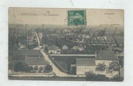 Fontaines (71) : Vue Générale En 1909 PF. - Altri Comuni