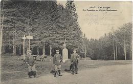 ~  JP  ~  88   ~    LES HAUTES VOSGES    ~  Frontiere De Col Du BONHOMME  ~ - France
