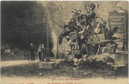 ~  JP  ~  88   ~    LES   COLS   Des    VOSGES    ~   En Revenant De FRANCE  En   1870 .  71    ~ - Other Municipalities