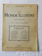 LE MONDE ILLUSTRE - ANNEE 1899 / Tour Eiffel / Exposition 1900 / Fêtes Balzac / Paix La Haye / Rouen Pont Transbordeur - Livres, BD, Revues